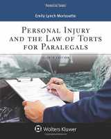 9781454873495-1454873493-Personal Injury and the Law of Torts for Paralegals