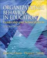 9780137017461-0137017464-Organizational Behavior in Education: Leadership and School Reform (10th Edition)
