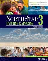 9780134280820-0134280822-NorthStar Listening and Speaking 3 with Interactive Student Book access code and MyEnglishLab (Northstar Listening & Speaking)