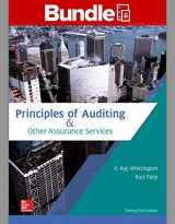 9781260427202-126042720X-GEN COMBO LL PRINCIPLES OF AUDITING & OTHER ASSURANCE SERVICES; CONNECT AC
