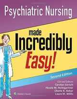 9781451192551-145119255X-Psychiatric Nursing Made Incredibly Easy! (Incredibly Easy! Series®)