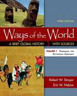 9781319018412-1319018416-Ways of the World: A Brief Global History with Sources, Volume I