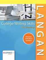 9781259988547-1259988546-College Writing Skills with Readings MLA 2016 Update
