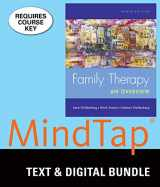 9781337129916-1337129917-Bundle: Family Therapy: An Overview, Loose-leaf Version, 9th + MindTap Counseling, 1 term (6 months) Printed Access Card