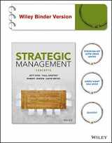 9781119134763-1119134765-Strategic Management: Concepts BRV