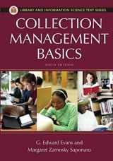 9781598848649-159884864X-Collection Management Basics, 6th Edition (Library and Information Science Text)