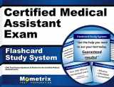 9781609713096-1609713095-Certified Medical Assistant Exam Flashcard Study System: CMA Test Practice Questions & Review for the Certified Medical Assistant Exam (Cards)