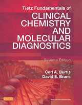 9781455741656-1455741655-Tietz Fundamentals of Clinical Chemistry and Molecular Diagnostics, 7e (Fundamentals of Clinical Chemistry (Tietz))