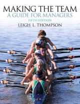 9780132968089-0132968088-Making the Team (5th Edition)