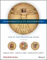 9781118918432-1118918436-Fundamentals of Biochemistry, Binder Ready Version: Life at the Molecular Level
