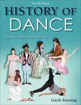 9781492536697-1492536695-History of Dance