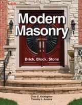 9781631260957-1631260952-Modern Masonry: Brick, Block, Stone
