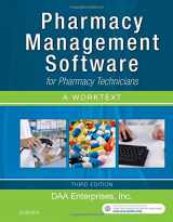 9780323428323-0323428320-Pharmacy Management Software for Pharmacy Technicians: A Worktext, 3e