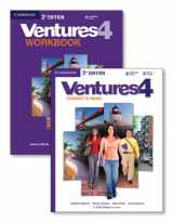 9781107649248-1107649242-Ventures Level 4 Value Pack (Student's Book with Audio CD and Workbook with Audio CD)