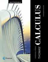 9780134606088-0134606086-Thomas' Calculus, Multivariable (14th Edition)