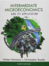 9781133189039-1133189032-Intermediate Microeconomics and Its Application (Book Only)