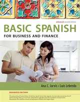 Spanish for Business and Finance Enhanced Edition: The Basic Spanish Series (Basic Spanish (Heinle Cengage))