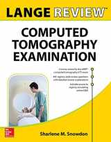 9780071843867-0071843868-LANGE Review: Computed Tomography Examination