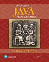 9780134694504-0134694503-Introduction to Java Programming, Brief Version Plus MyProgrammingLab with Pearson eText -- Access Card Package (11th Edition)