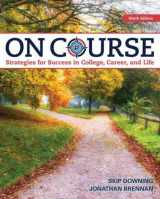 9780357022689-0357022688-On Course: Strategies for Creating Success in College and in Life (MindTap Course List)