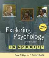 9781319104177-1319104177-Exploring Psychology in Modules