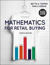 9781501315725-1501315722-Mathematics for Retail Buying: Bundle Book + Studio Access Card
