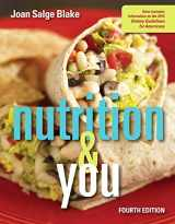 Nutrition & You Plus MasteringNutrition with MyDietAnalysis with Pearson eText--Access Card Package (4th Edition)