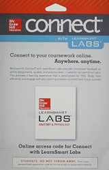 9780077729721-0077729722-Connect Access Card for LearnSmart Labs Anatomy and Physiology with APR