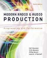 9781305077492-1305077490-Modern Radio and Audio Production: Programming and Performance