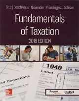9781259713736-1259713733-Fundamentals of Taxation 2018 Ed