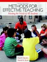 9780132698160-0132698161-Methods for Effective Teaching: Meeting the Needs of All Students (6th Edition)