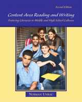 9780132298544-0132298546-Content Area Reading and Writing: Fostering Literacies in Middle and High School Cultures (2nd Edition)