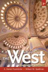 9780205180950-0205180957-West,The: A Narrative History, Combined Volume (3rd Edition)