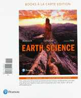 9780134674544-0134674545-Earth Science, Books a la Carte Plus Mastering Geology with Pearson eText -- Access Card Package (15th Edition)