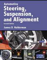 9780134073651-0134073657-Automotive Steering, Suspension & Alignment (7th Edition) (Automotive Systems Books)