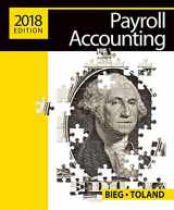 9781337406017-1337406015-Pkg Llf Payroll Accounting 201