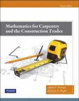 9780135114001-0135114004-Mathematics for Carpentry and the Construction Trades (3rd Edition)