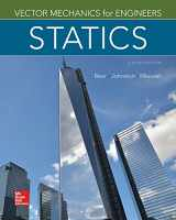 Vector Mechanics for Engineers: Statics, 11th Edition
