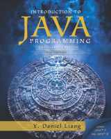 9780133813463-0133813460-Introduction to Java Programming, Comprehensive Version plus MyProgrammingLab with Pearson eText -- Access Card Package (10th Edition)
