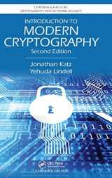 9781466570269-1466570261-Introduction to Modern Cryptography, Second Edition (Chapman & Hall/CRC Cryptography and Network Security Series)