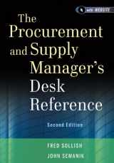 9781118130094-111813009X-The Procurement and Supply Manager's Desk Reference