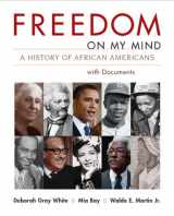 9780312197292-0312197292-Freedom on My Mind, Combined Volume: A History of African Americans, with Documents