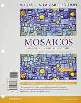 Mosaicos: Spanish as a World Language, Books a la Carte Plus MySpanishLab with eText (multi-semester access) -- Access Card Package (6th Edition)