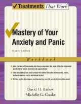 9780195311358-0195311353-Mastery of Your Anxiety and Panic: Workbook (Treatments That Work)