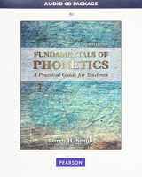 9780134033068-013403306X-Audio CD Package for Fundamentals of Phonetics: A Practical Guide for Students