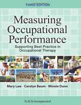 9781630910266-1630910260-Measuring Occupational Performance: Supporting Best Practice in Occupational Therapy