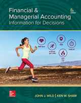 9781260417197-1260417190-Loose Leaf for Financial and Managerial Accounting