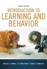 9781111834302-111183430X-Introduction to Learning and Behavior (PSY 361 Learning)