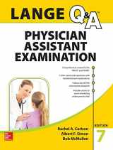 LANGE Q&A Physician Assistant Examination, 7th Edition (Lange Q&A Allied Health)