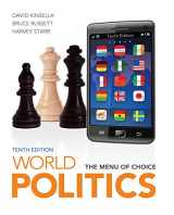 9781111772017-1111772010-World Politics: The Menu for Choice